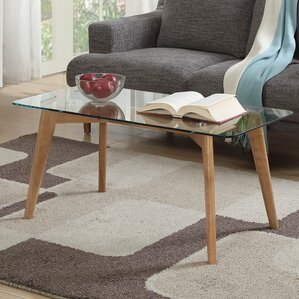 Courtlyn Coffee Table by Ebern Designs