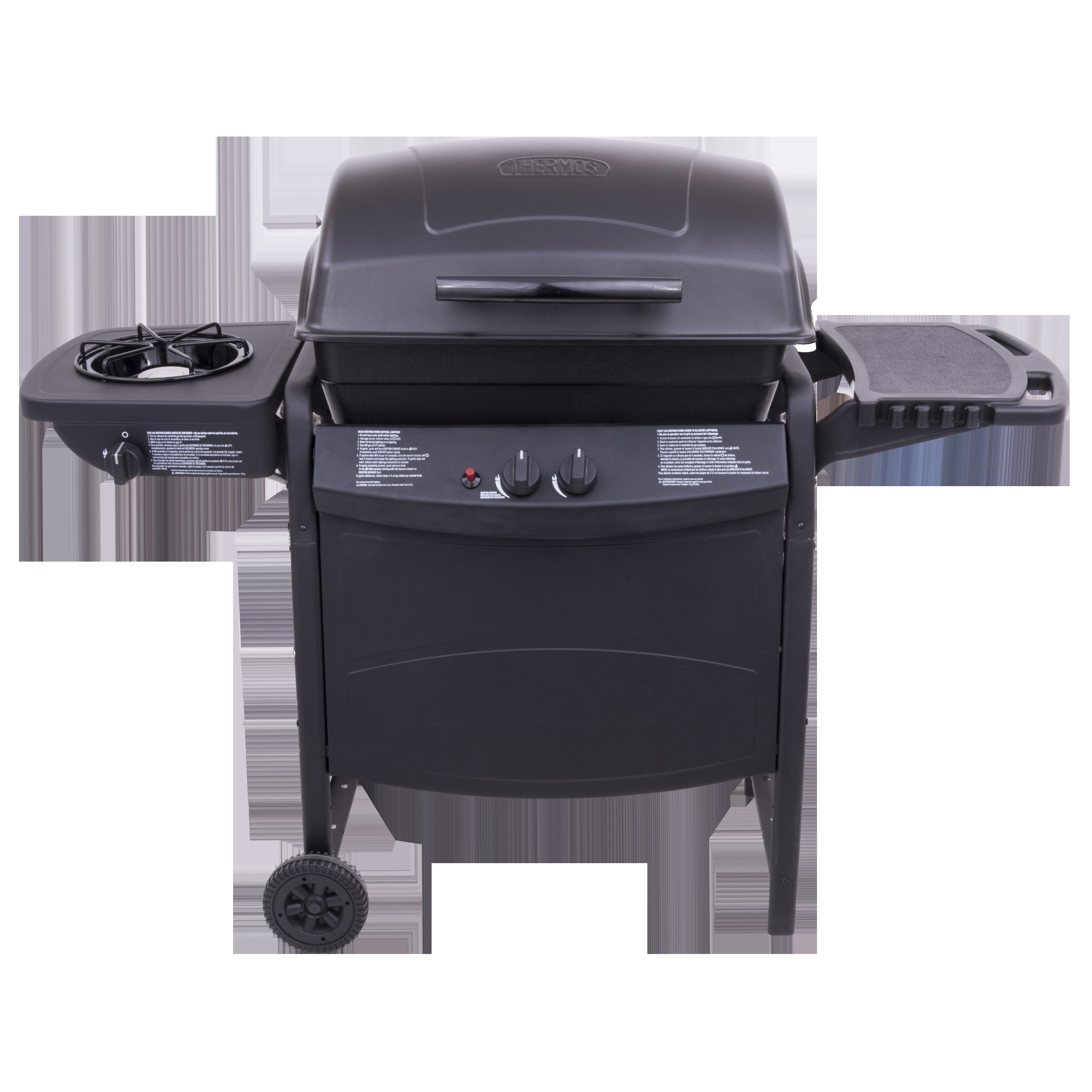 Thermos 2 Burner Propane Gas Grill Reviews Wayfair