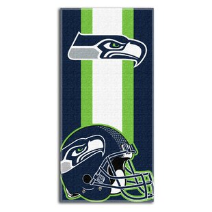 NFL Zone Read Beach Towel