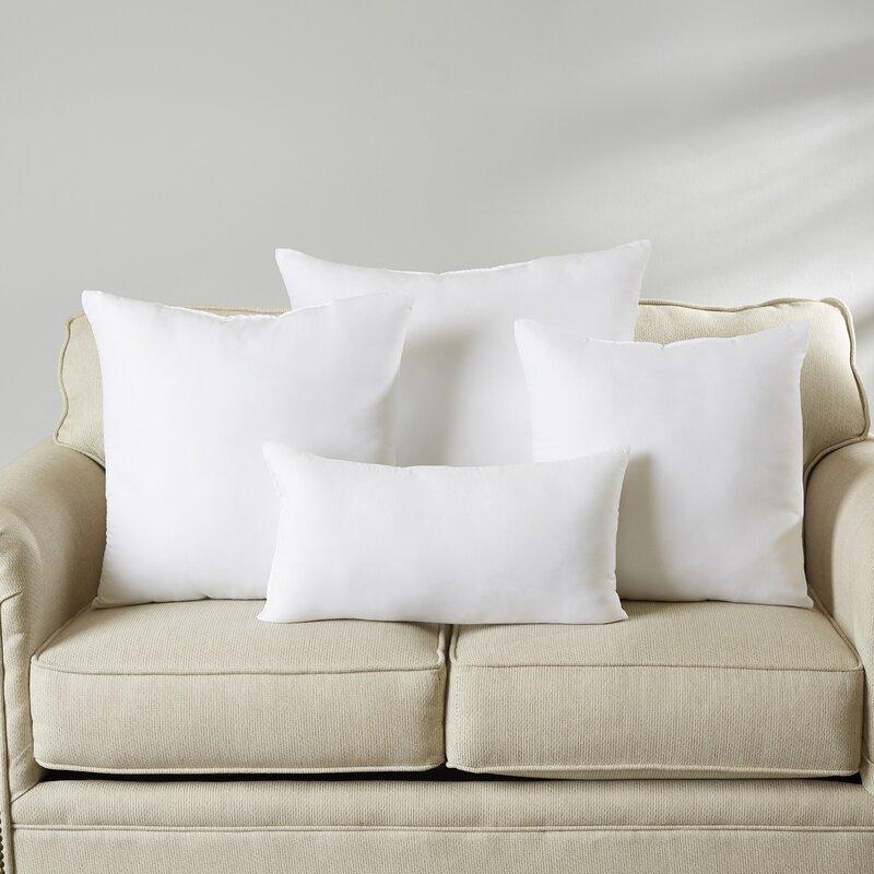 Sensational Pillow Insert Inzonedesignstudio Interior Chair Design Inzonedesignstudiocom