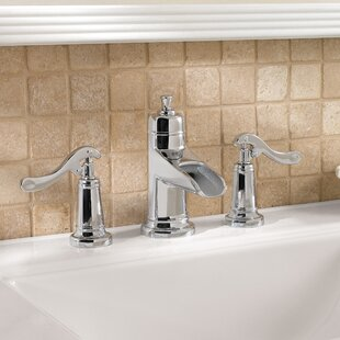 Pasadena Double Handle Centerset Bathroom Faucet with Drain Assembly ByPfister