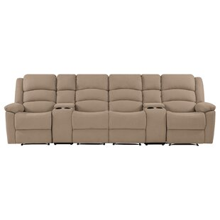 Shop Rondon Reclining Sofa by Red Barrel Studio