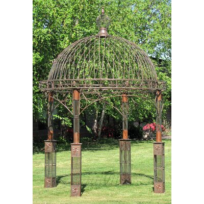 10 X 10 Gazebo With Netting Wayfair