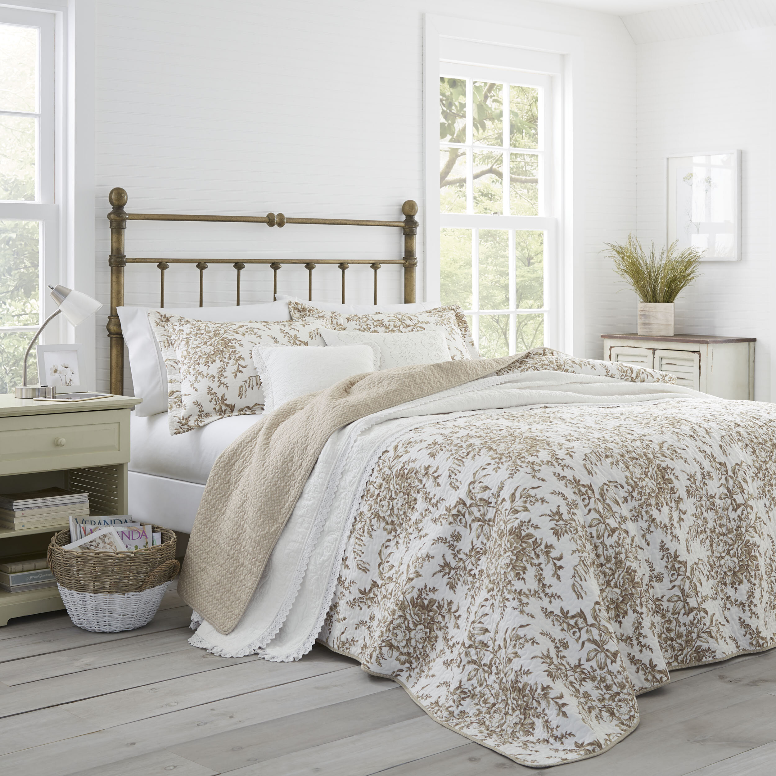 Country Quilts Coverlets Wayfair