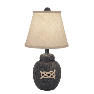 Elizalde Bean Pot 18 Table Lamp