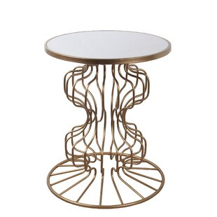 Tamiko Stone End Table