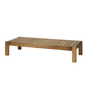 Maro Teak Coffee Table