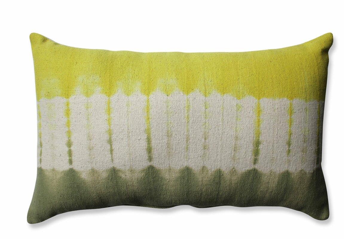 stripe block st lumbar areohome homart pillow sawtooth print