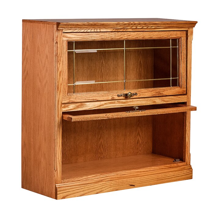 Mobley Barrister Bookcase