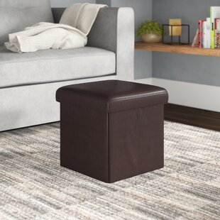 Harlingen Storage Ottoman by Wrought Studio
