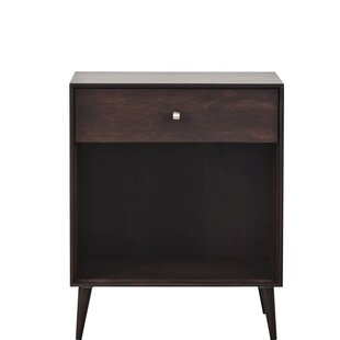 Marlin 1 Drawer Nightstand
