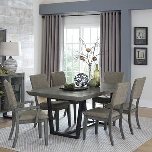 Alia 7 Piece Extendable Dining Set
