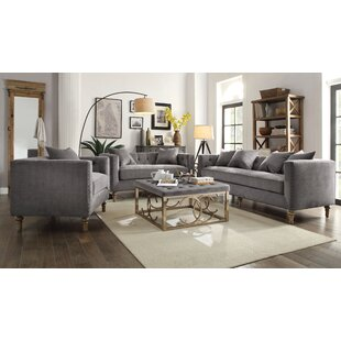 Find the perfect Croyd Configurable Living Room Set by Everly Quinn Reviews (2019) & Buyer's Guide