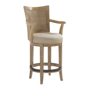 Best Reviews Monterey Sands 24.5 Swivel Bar Stool by Lexington Reviews (2019) & Buyer's Guide