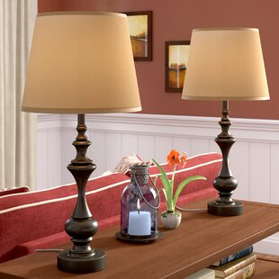 Tiedeman 27.5 Table Lamp (Set of 2)
