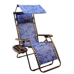Cormac Reclining/Folding Zero Gravity Chair