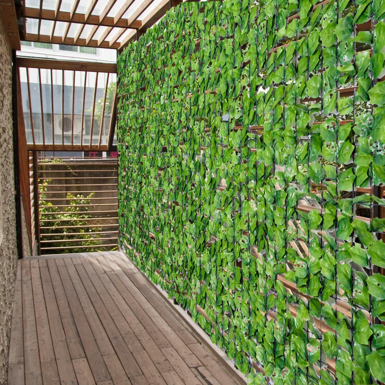Garten Living 300 Cm X 150 Cm Kunstliche Sichtschutzhecke Rebecca Bewertungen Wayfair De