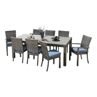 Castelli 9 Piece Dining Set