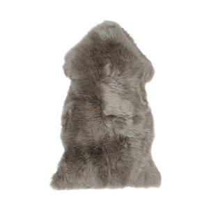 Comparison Christofor Sheepskin Vole Area Rug ByWilla Arlo Interiors