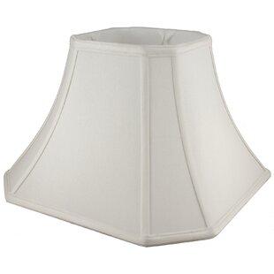 18 Faux Silk Bell Lamp Shade
