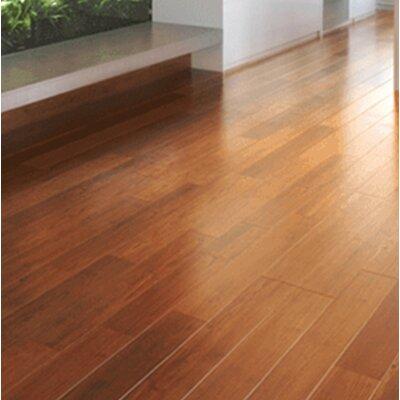 """Ashton 3-3/4"""" Solid Teak Hardwood Flooring Welles Hardwood"""