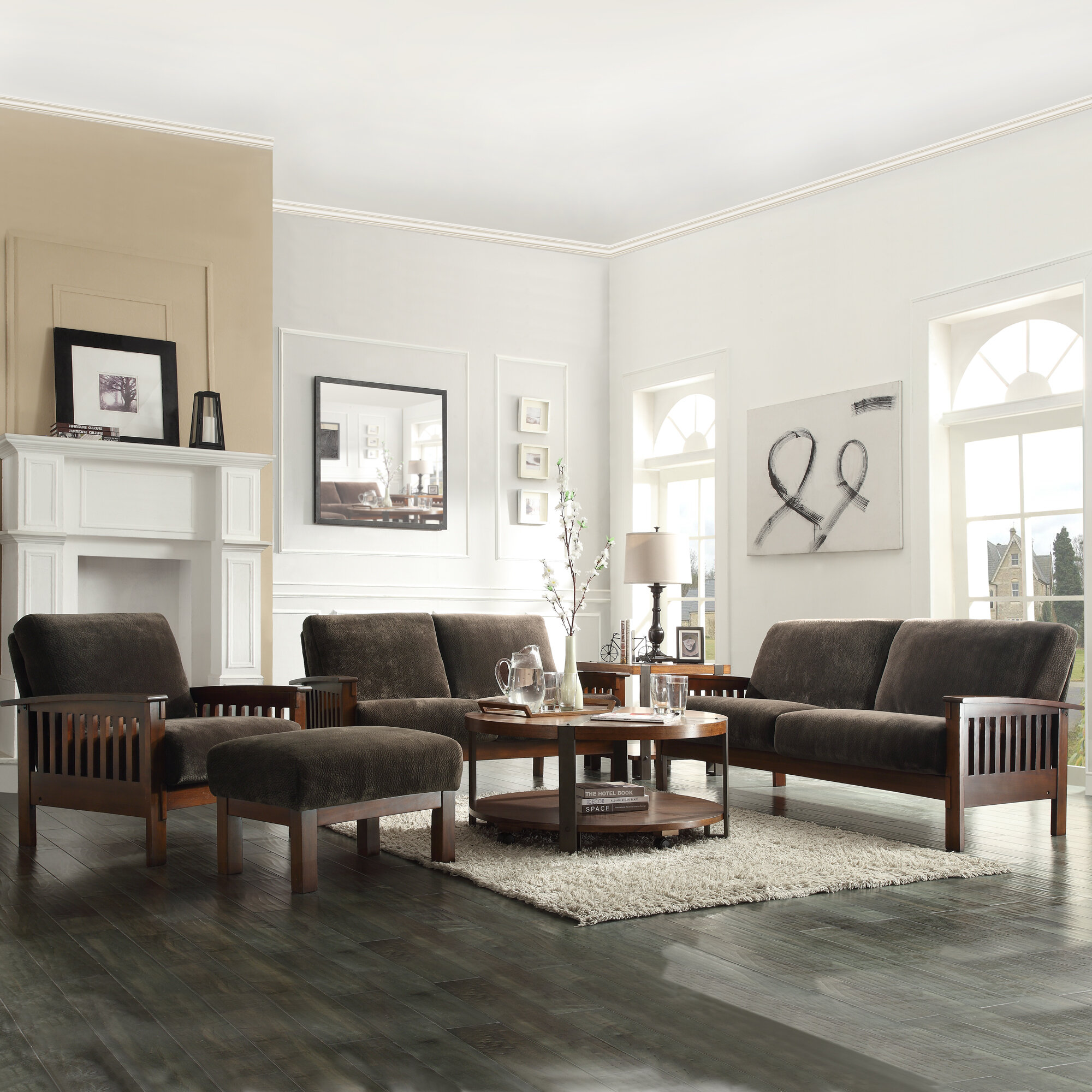 Three posts wayne configurable living room set reviews wayfair