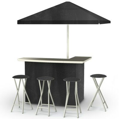 Daventry 8 Piece Bar Set by Red Barrel Studio Great Reviews