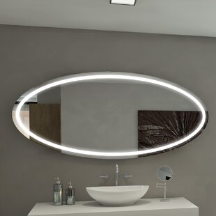 Look for Tokyo Illuminated Bathroom/Vanity Wall Mirror ByParis Mirror