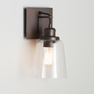 Suspenders? 1-Light Armed Sconce by Trent Austin Design
