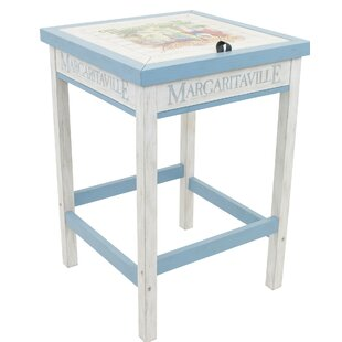 Margaritaville One Particular Harbour Wooden Bistro Table