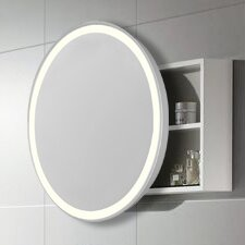 Best Reviews All A Edge Electric Bathroom/Vanity Mirror By Latitude Run