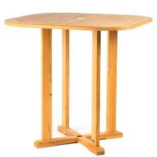Myers Teak Bar Table