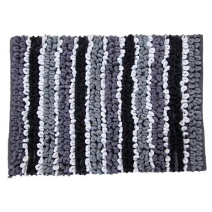 Find for Castle Chunky Chenille  Bath Rug By Textile Decor