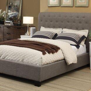 Deals Geneva Upholstered Sleigh Headboard by Modus Furniture