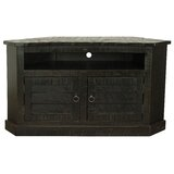Mack Solid Wood Corner TV Stand for TVs up to 50 by Rosalind Wheeler