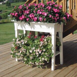 Outdoor Herb Garden Planters | Wayfair