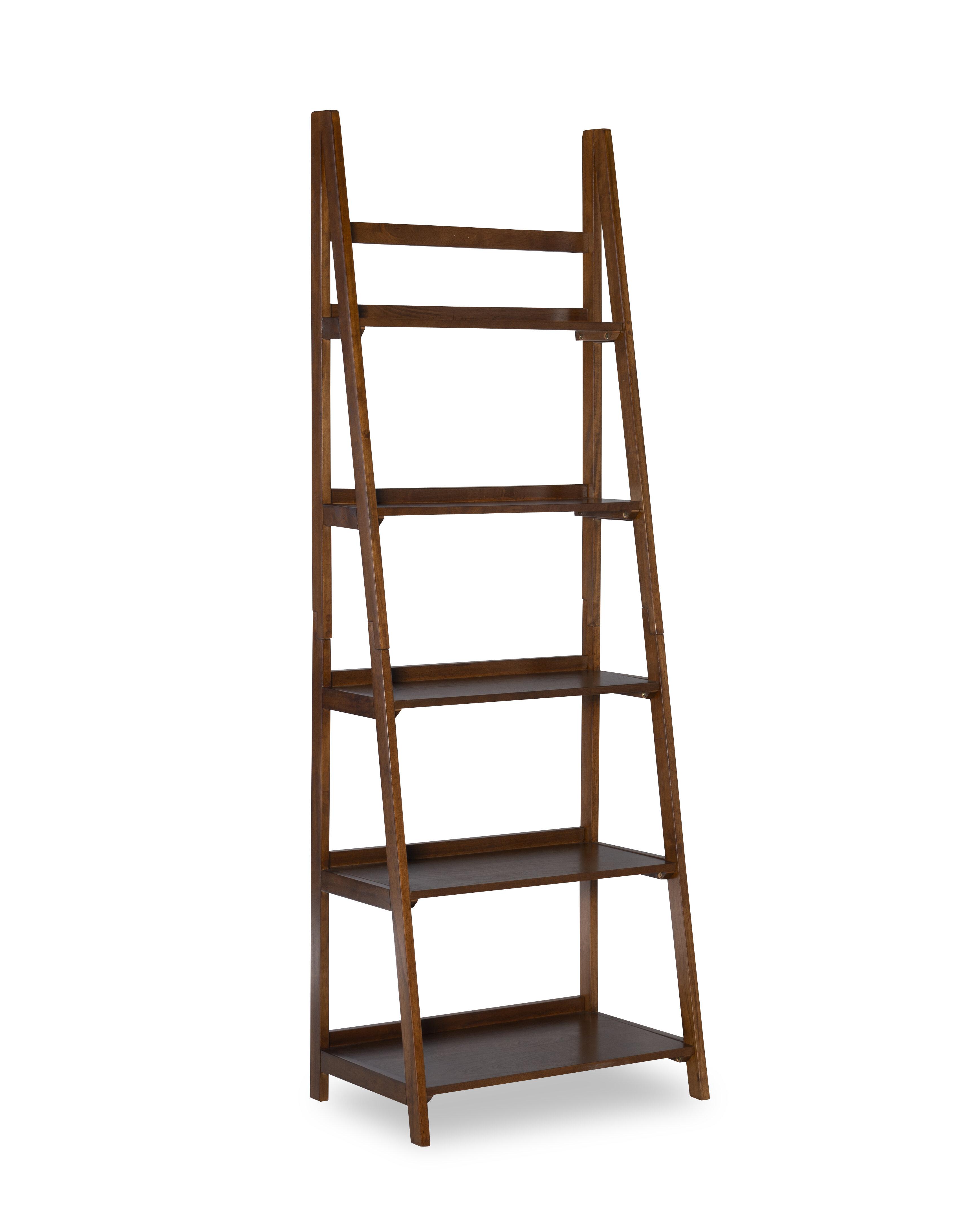 Brock Ladder Bookcase