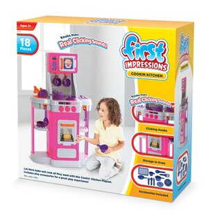 Read Reviews First Impressions Kitchen Set ByAmloid