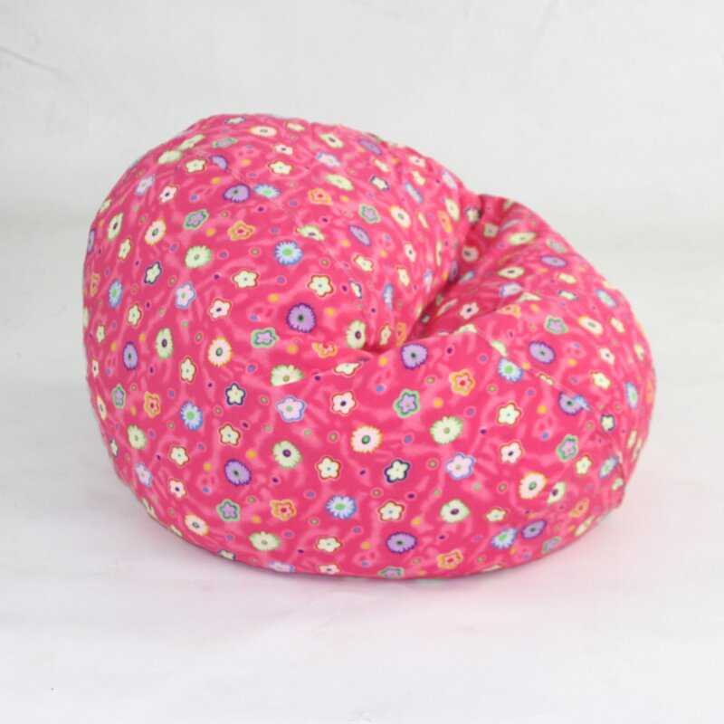 Floral Bean Bag Chair