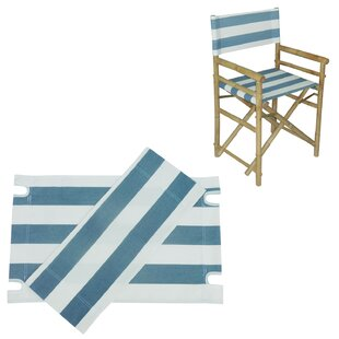 Bamboo Director Chair Covers | Wayfair