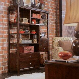 Compare Sealey Etagere Bookcase ByRed Barrel Studio