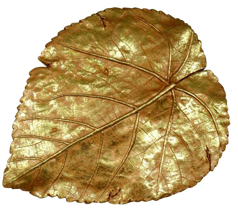 Linden Leaf Wall Décor