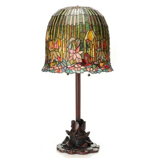 Creger Pond Lily 29 Table Lamp
