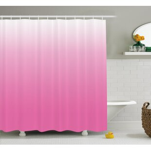 Beaird Dreamy Modern Design Single Shower Curtain