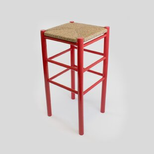 Pelkey 24 Bar Stool Gracie Oaks