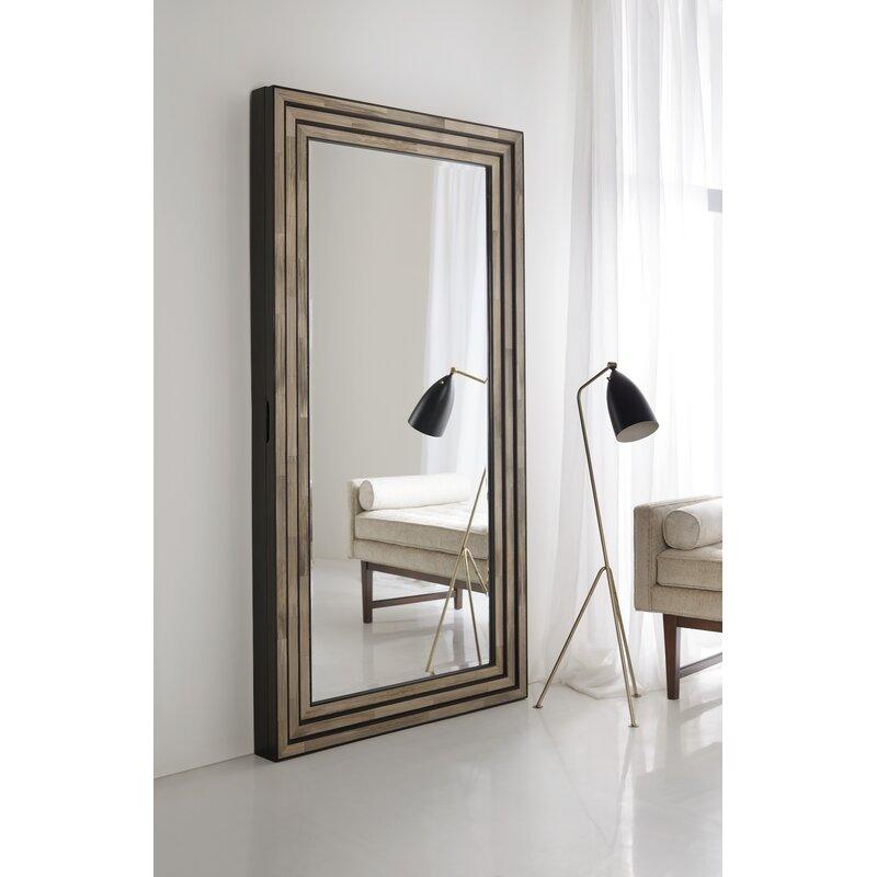 Hooker Furniture Melange Venice Wall Mount Jewelry Armoire ...