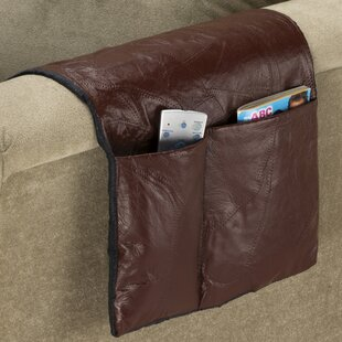 Leather Armchair Caddy