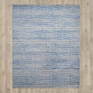 Millbrae Blue/Gray Area Rug by Trent Austin Design