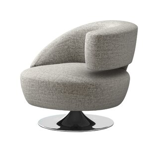 Isabella Right Swivel Lounge Chair by Interlude