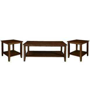 Meriam 3 Piece Coffee Table Set